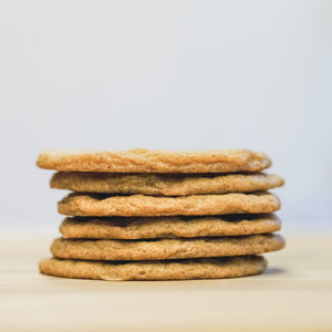 Toffee Chip Stack