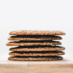 Ginger Molasses Stack
