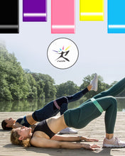 Load image into Gallery viewer, Resistant Elastic Rubber Bands for Fitness Workouts
