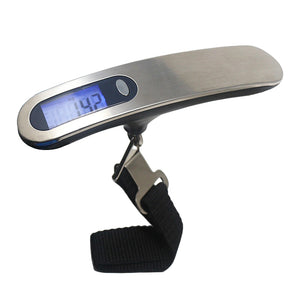 110lb/50kg  Digital Mini Luggage Scale Portable Electronic Travel Scale