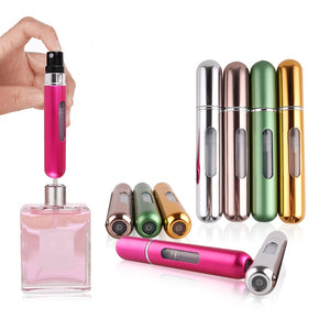 8ML Mini Refillable Atomizer Perfume Spray Bottle