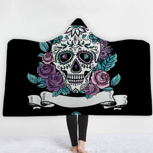 3D Printed Hooded Blanket