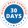 30 days money back