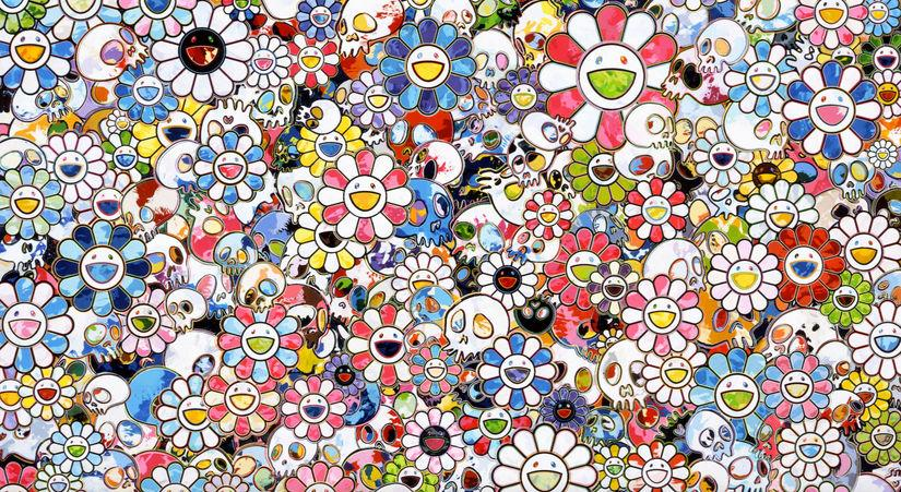 Takashi Murakami - archives
