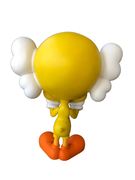 KAWS Tweety Vinyl Figure Yellow - archives