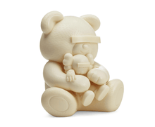 Load image into Gallery viewer, KAWS Jun Takashi Undercover Bear White