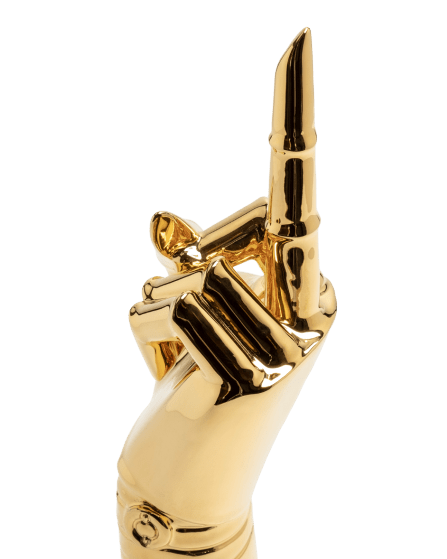 Hajime Sorayama A Midas Touch Sculpture Gold - archives