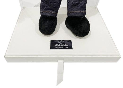 KAWS Dior BFF Plush Black - archives