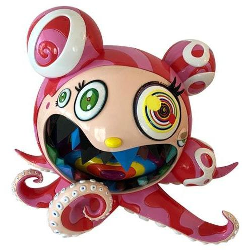 Takashi Murakami Bait Mr. Dob A Figure Multicolor - archives