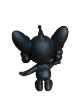 Load image into Gallery viewer, KAWS JPP Vinyl Figure Black - archives