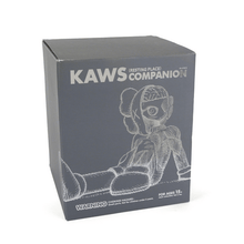 Load image into Gallery viewer, KAWS Resting Place Vinyl Figure Grey - archives
