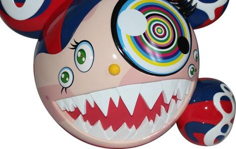 Takashi Murakami Mr. Dob Original Figure Red - archives
