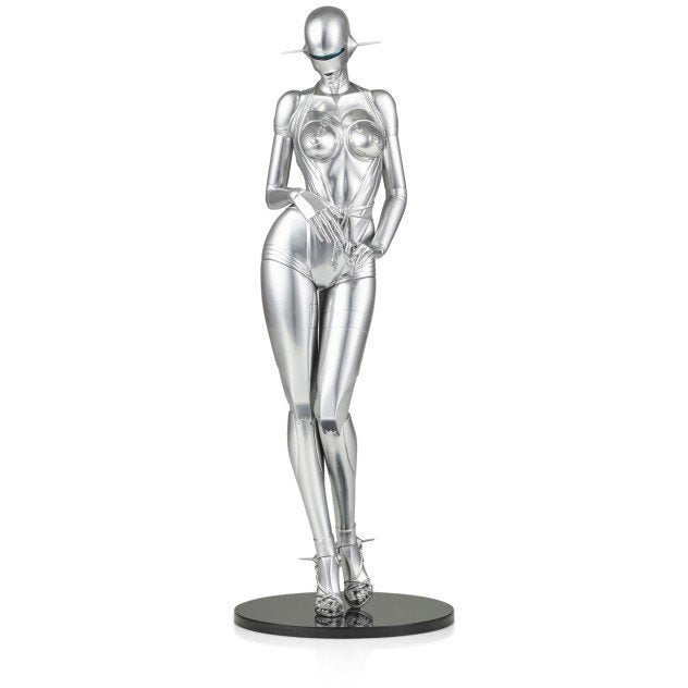 Hajime Sorayama Sexy Robot Standing Model A Sculpture - archives