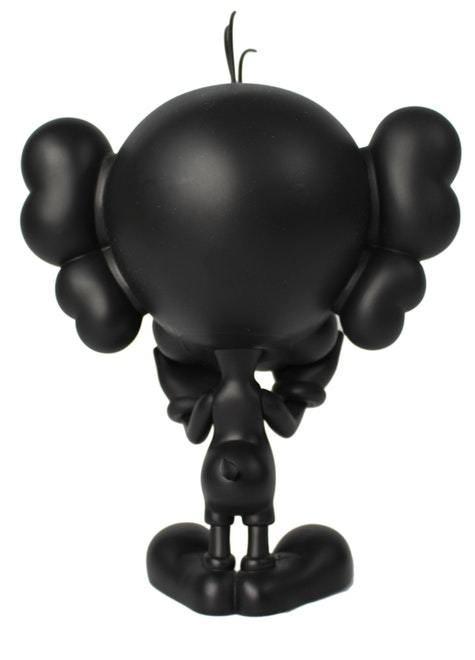 KAWS Tweety Vinyl Figure Black - archives