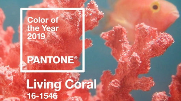 Pantone's Colour of the Year: Living Coral
