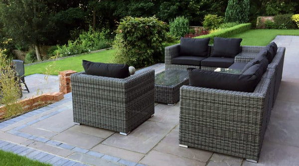 Should I Choose Rattan Garden Furniture?