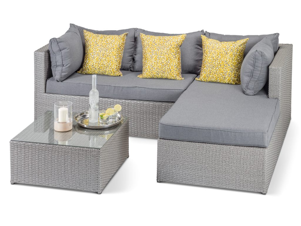 Small Rattan Sofa Sets – Furniture for Smaller Gardens  Alexander
