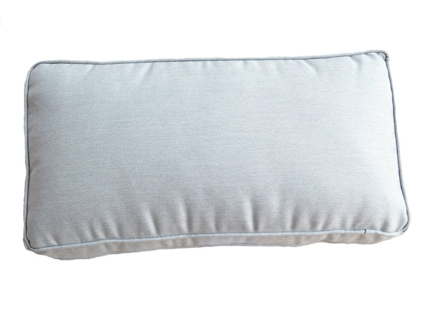 Sunbrella French Grey Scatter Cushion - Alexander Francis