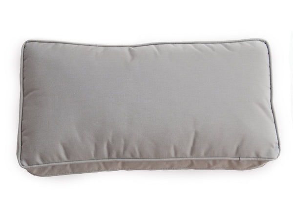 Sunbrella Taupe Scatter Cushion - Alexander Francis
