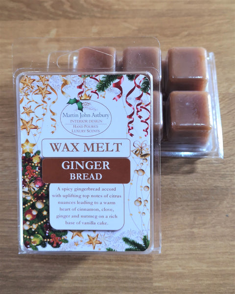 Ginger Bread Wax Melts
