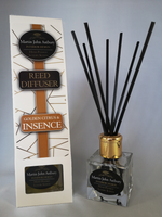 Golden Citrus & Incence Reed Diffuser