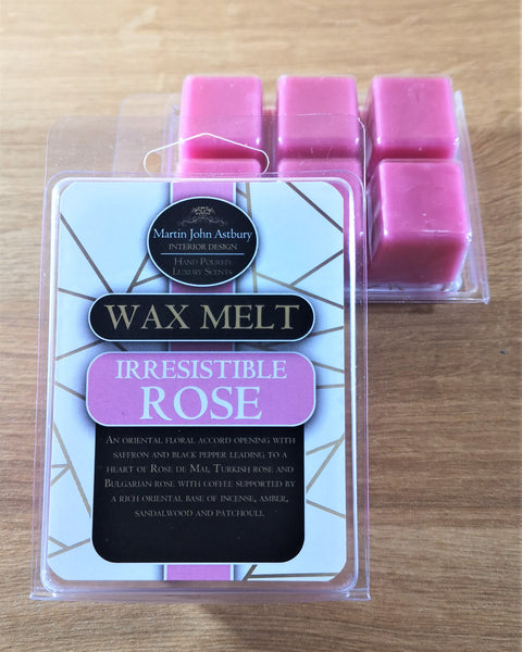 Irresistible Rose Wax Melt