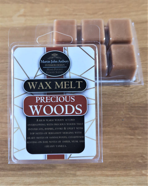 Precious Woods Wax Melt