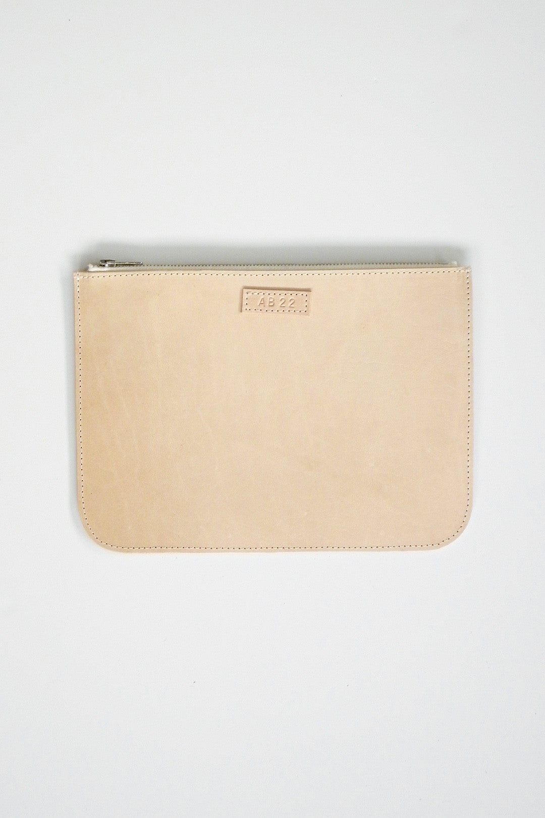 #22 Large Coupe Pouch / Blush