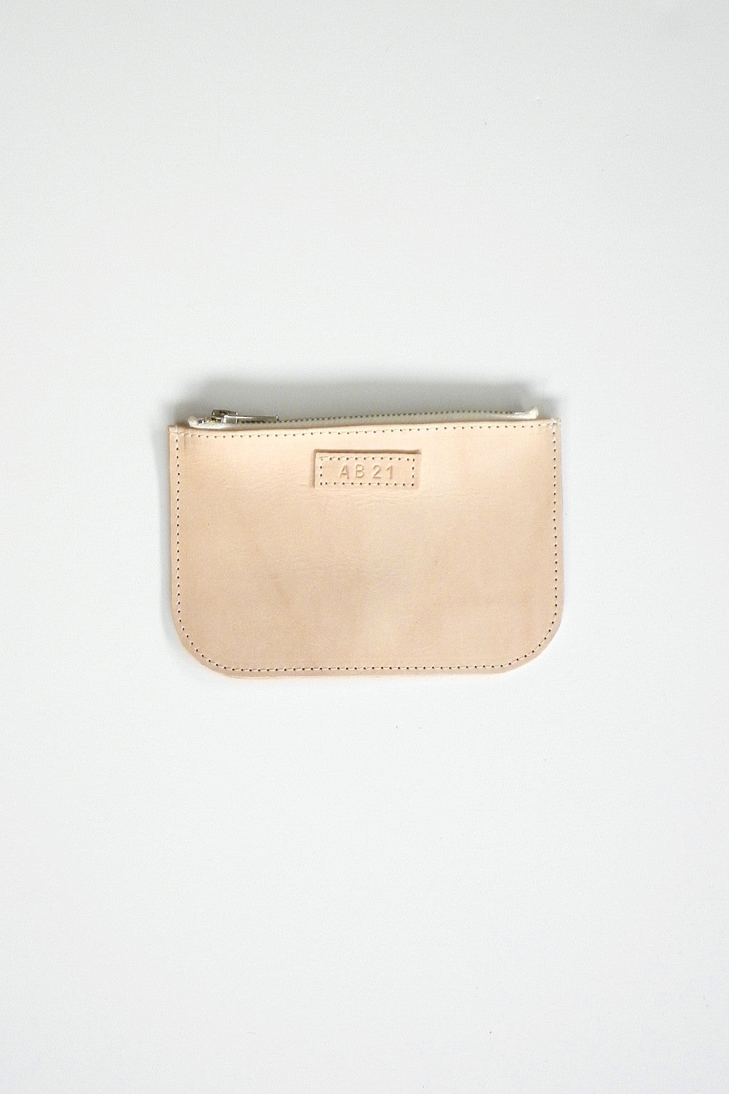 #21 Small Coupe Pouch / Blush