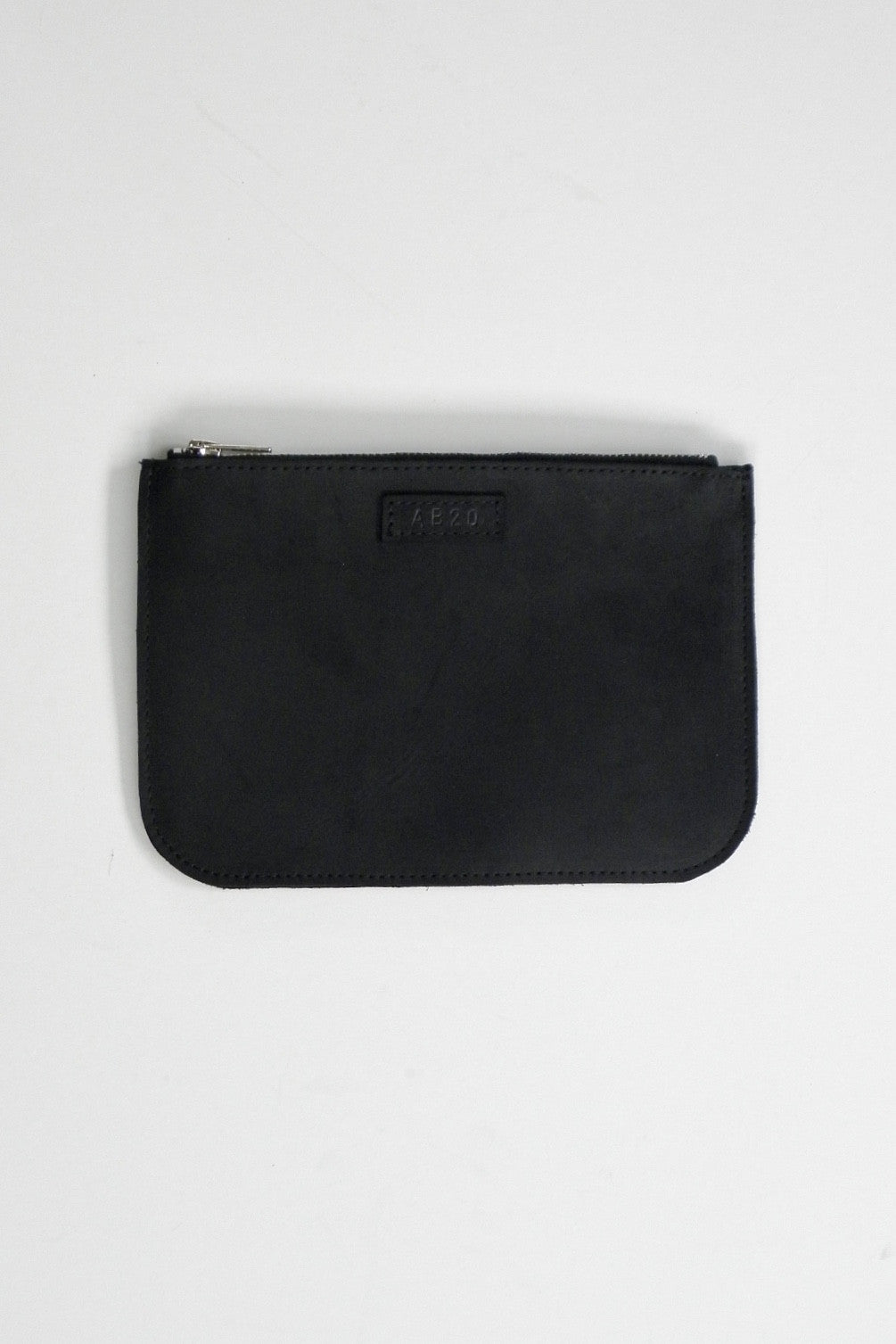 #20 Medium Coupe Pouch / Motorcycle Black