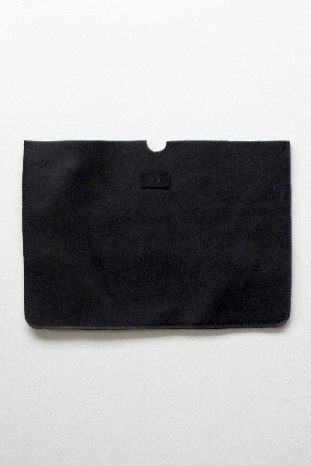Laptop or Tablet Sleeve / Motorcycle Black