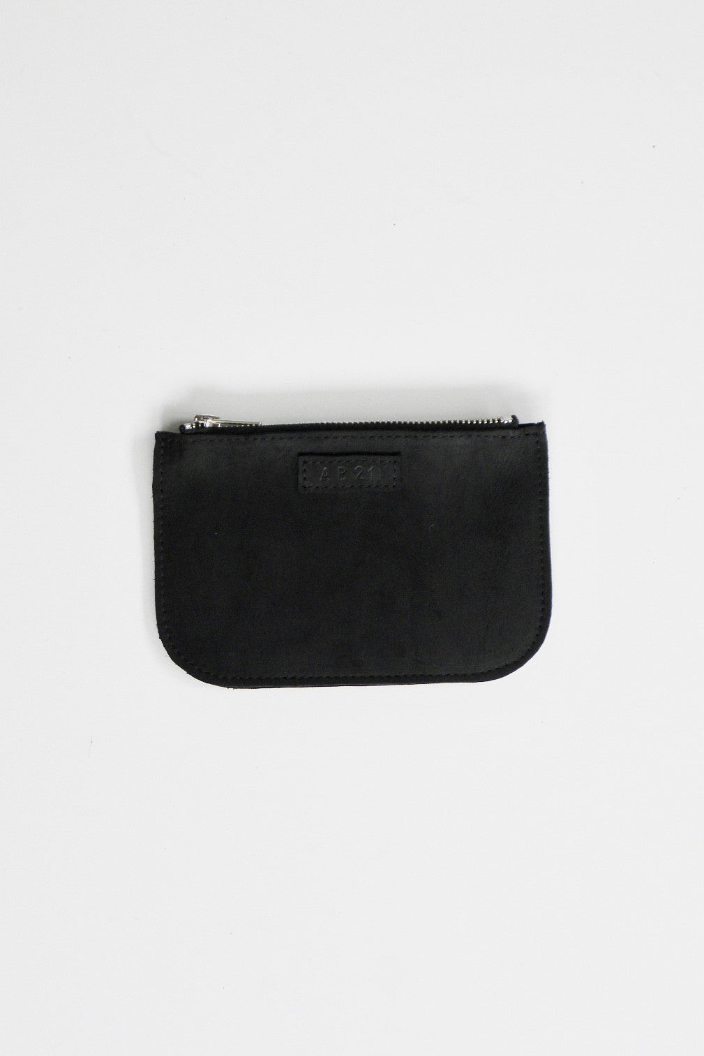 #21 Small Coupe Pouch / Motorcycle Black