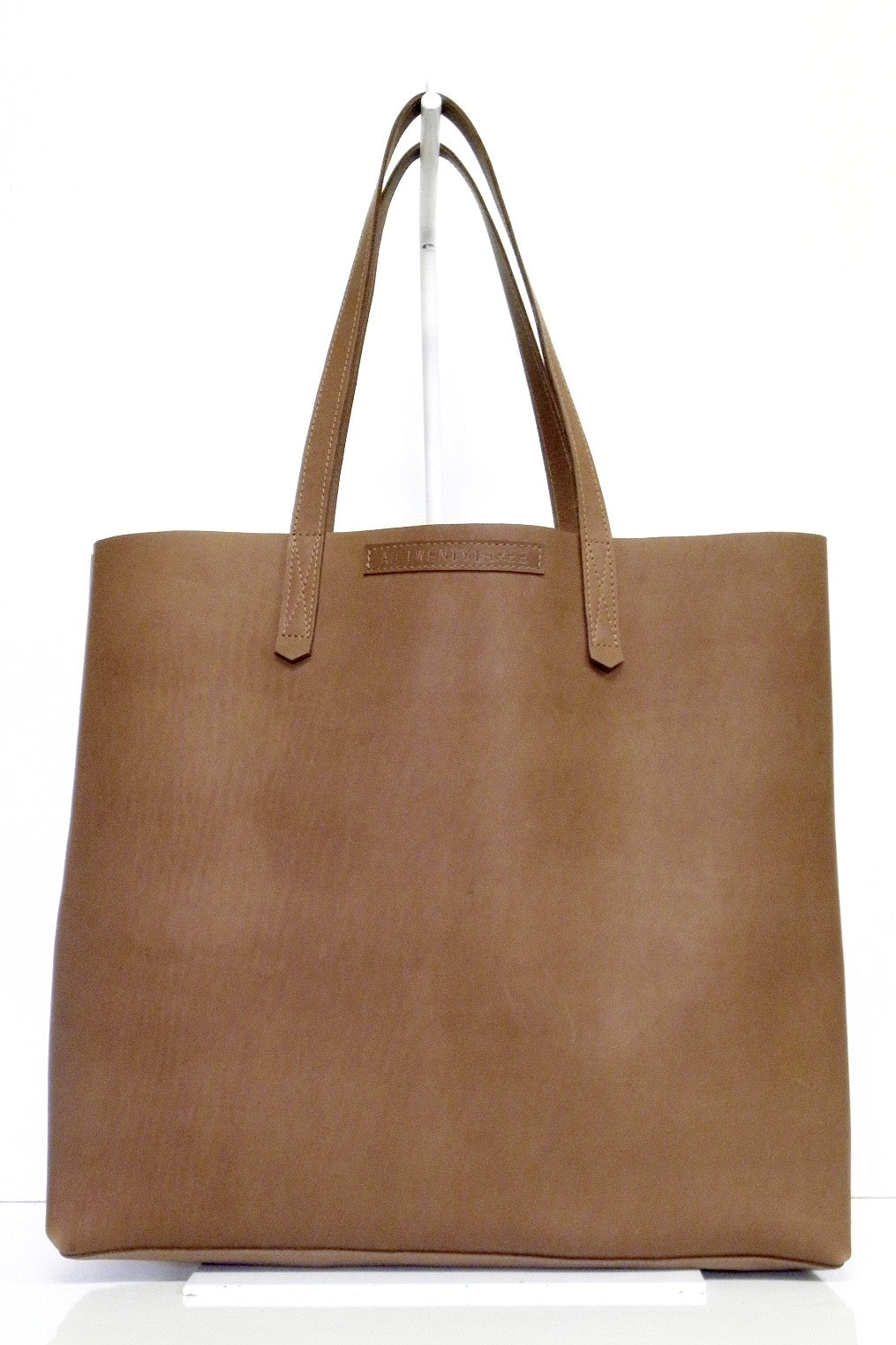 #23 Large Tote / Tobacco