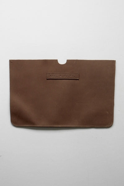 Laptop or Tablet Sleeve / Tobacco
