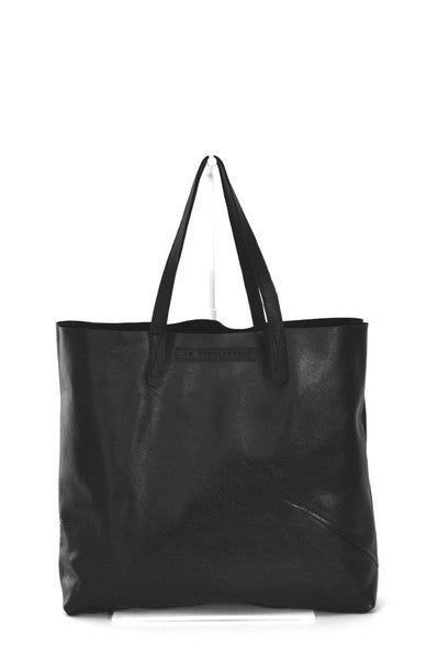 #23 Large Tote / High Shine Black