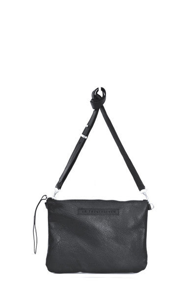 #27 Large Hip Bag / High Shine Black