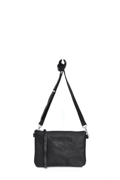 #26 Hip Bag / High Shine Black