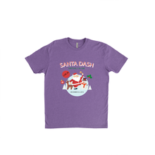 Load image into Gallery viewer, Santa Dash CURE JM Fitted Shirt