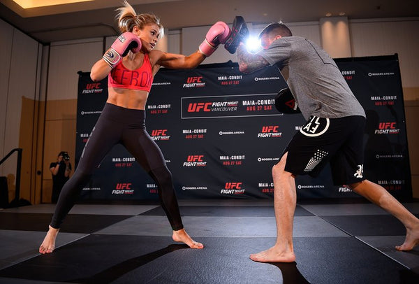 Want to Train Like an MMA Fighter?