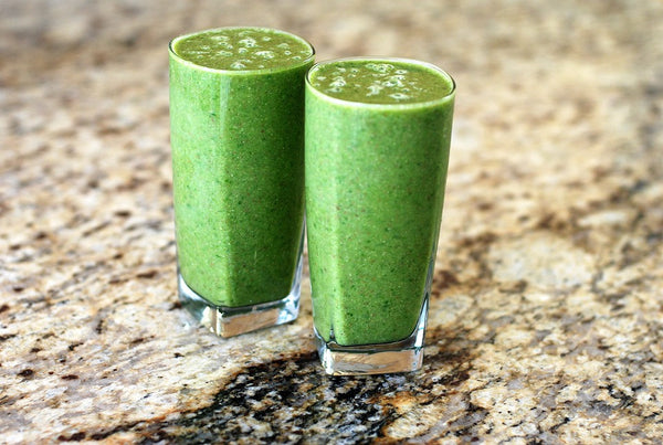 Healthy Matcha Smoothie Recipe!