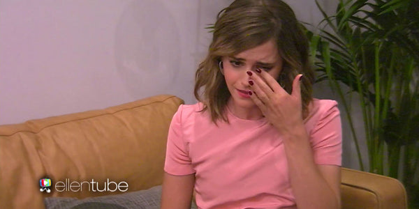 Emma Watson and Ellen Team up to Prank her new