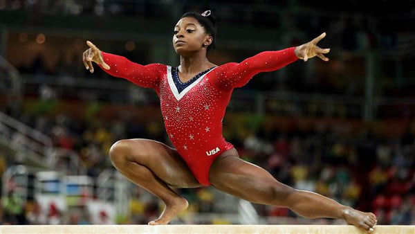 Simone Biles just put body-shamers in their place!