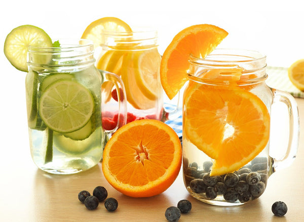 5 Detox Water Recipes to Help You Lose Weight!