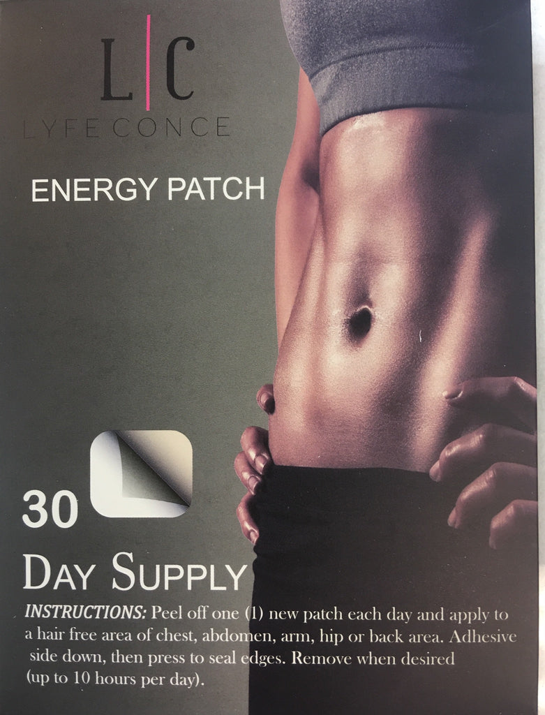 Energy Patches