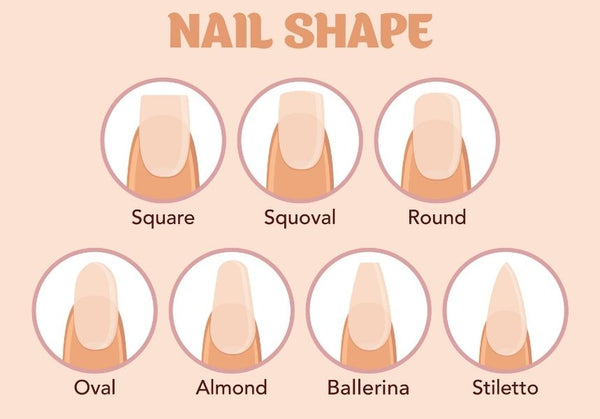 Which is the best nail shape for your hand?