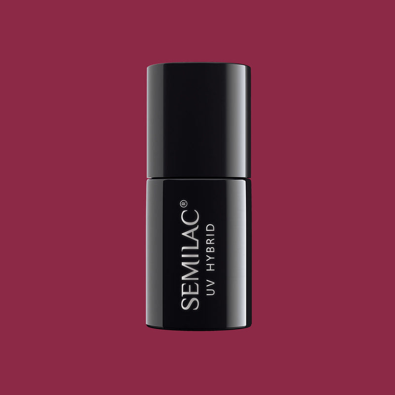 Semilac 068 Delicate Red UV Gel Polish 7ml - Semilac Shop