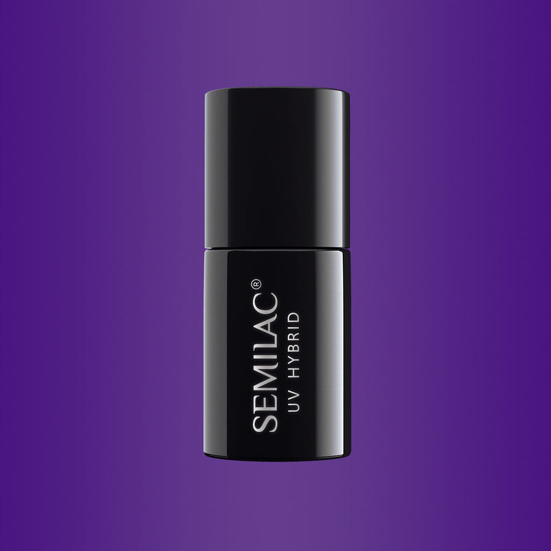 Semilac 146 Purple King UV Gel Polish 7ml - Semilac Shop