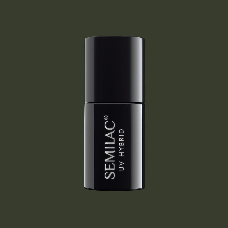 Semilac 151 Army Green UV Gel Polish 7ml