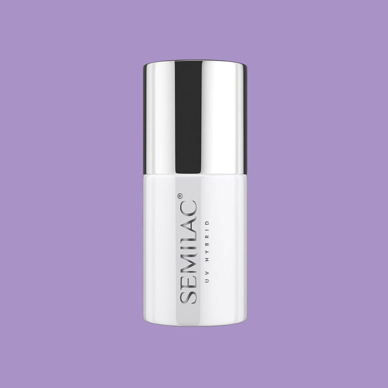 Semilac 204 Lila Grey UV Gel 7ml - Semilac Shop