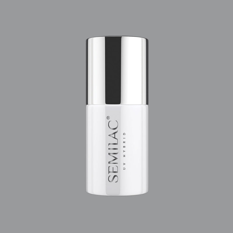 Semilac 207 Formal Grey UV Gel Polish 7ml - Semilac Shop
